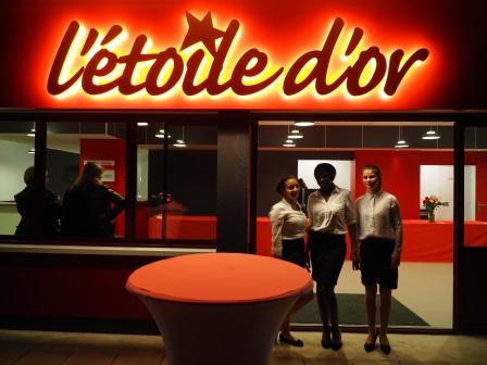 Inauguration restaurant Apprentis d'Auteuil - 9 octobre 2017