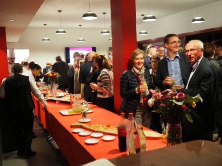 Inauguration restaurant 9 octobre 2017